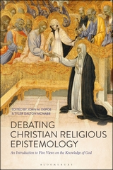 New Book Alert: Debating Christian Religious Epistemology